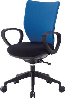 【代引不可】【メーカー直送】 アイリスチトセ 【オフィス家具】 回転椅子3DA ループ肘 3DAM1 (4743903)【ラッピング不可】【快適家電デジタルライフ】