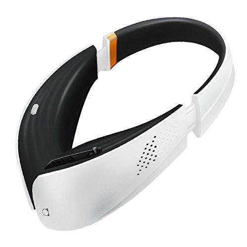 エコバックス aria ヘッドフォンスタイル ポーダブル空気清浄機 PM2.5対応 (ECOVACS/アリア)(快適家電デジタルライフ)