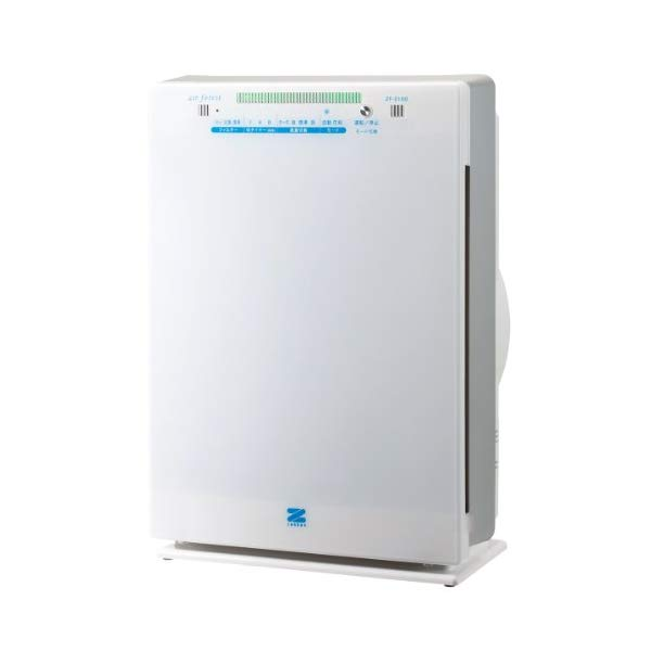 【適用床面積~32畳】ゼンケン 空気清浄機 エアフォレスト ZF-2100(5層タイプ) [空調機器]【快適家電デジタルライフ】