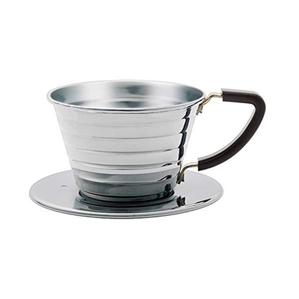 【5個セット】カリタ(kalita) ウェ-ブシリーズ ウェーブドリッパー155 [1~2人用][コーヒー器具]【快適家電デジタルライフ】