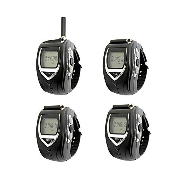 【2台×2セット】FRC(エフアールシー) 腕時計型 特定小電力トランシーバー 腕時計型 FT-20W【快適家電デジタルライフ】, 東筑摩郡:305eaab8 --- musubi-management.com
