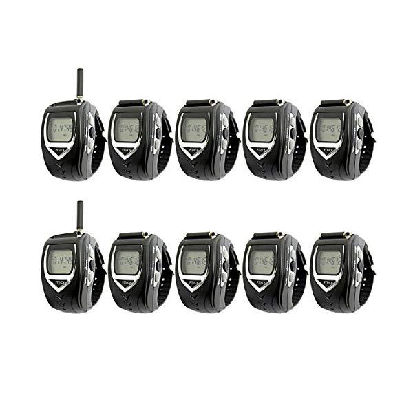 73e9d107ae 腕時計型 特定小電力トランシーバー FT-20W【快適家電デジタルライフ ...