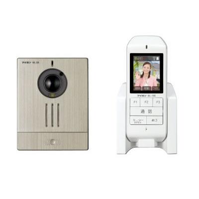 アイホン WL-11 ワイヤレステレビドアホン(ハンズフリー) [インターホン][WL11][aiphone]【快適家電デジタルライフ】