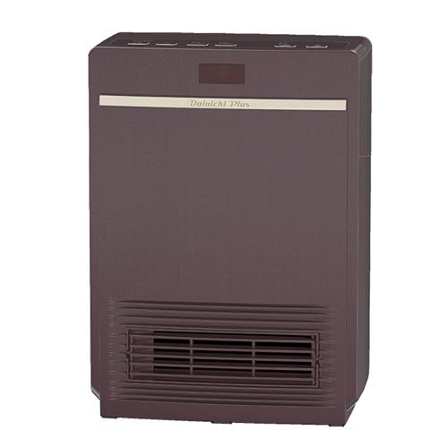 ダイニチ EF-1217D(T) ブラウン セラミックファンヒーター (木造(戸建)3畳/コンクリート(集合)4.5畳まで) (ラッピング不可)(快適家電デジタルライフ)