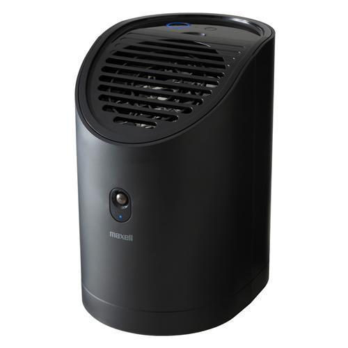マクセル MXAP-APL250BK ブラック オゾネオプラス 低濃度オゾン除菌消臭器 (MXAPAPL250BK)(maxell)(快適家電デジタルライフ)