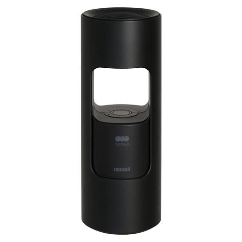 マクセル MXAP-AR201BK ブラック オゾネオ 低濃度オゾン除菌消臭器 (MXAPAR201BK)(maxell)(快適家電デジタルライフ)
