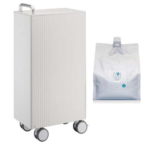 【交換用液剤セット】カドー(cado) 除湿機 DH-C7000-WH ホワイト (DHC7000WH)(快適家電デジタルライフ)
