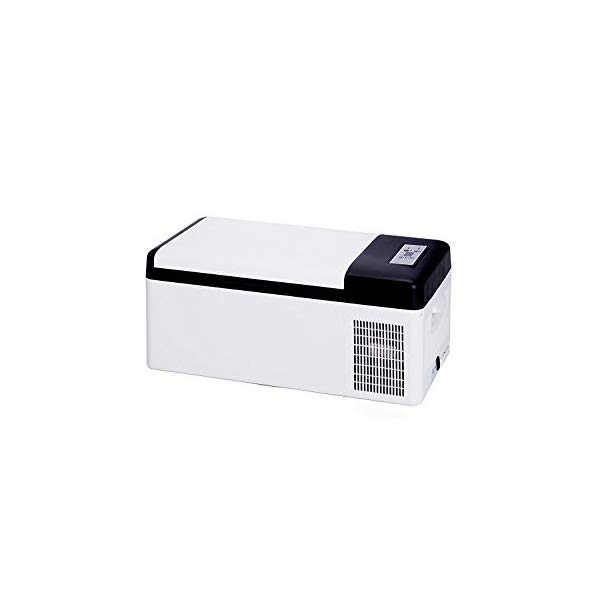 (車載クーラーボックス 15L)-20℃の冷凍も可能!! ベルソス VS-CB015 車載対応 保冷庫 ホワイト (VSCB015) (ラッピング不可)(快適家電デジタルライフ)