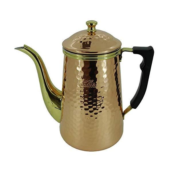 Kalita(カリタ) 銅ポット1.5L [銅製品][コーヒー器具]【送料無料】【快適家電デジタルライフ】