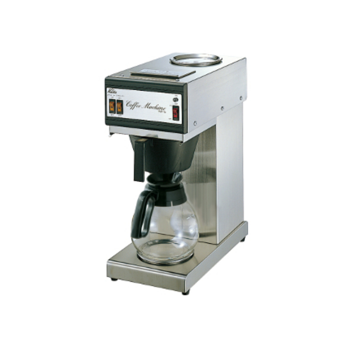 カリタ(kalita) 業務用コーヒーマシン KW-15 (スタンダード型) [コーヒー器具]【送料無料】【快適家電デジタルライフ】