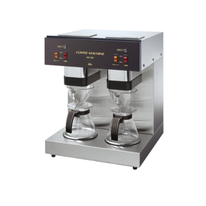 カリタ(kalita) 業務用コーヒーマシン KW-102 [コーヒー器具]【送料無料】【快適家電デジタルライフ】