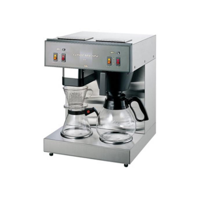 カリタ(kalita) 業務用コーヒーマシン KW-17 [コーヒー器具]【送料無料】【快適家電デジタルライフ】