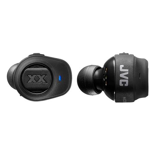 JVCケンウッド ワイヤレスヘッドセット HA-XC70BT-B ブラック ワイヤレスヘッドセット Bluetooth カナル型イヤホン(快適家電デジタルライフ)