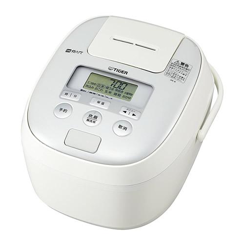 (5.5合炊き)タイガー IH炊飯ジャー JPE-B100(W) ホワイト 炊飯器 (JPEB100W)(TIGER)(快適家電デジタルライフ)