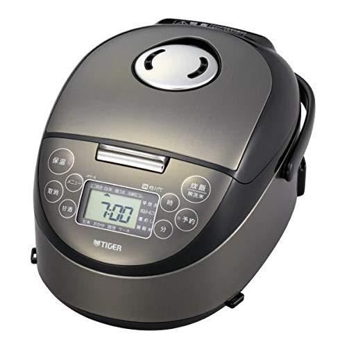 (3合炊き) TIGER タイガー IH炊飯ジャー JPF-A550-K サテンブラック  (炊飯器)(JPFA550K)(快適家電デジタルライフ)