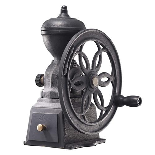 カリタ ダイヤミルN(ブラック) #42138 手挽きコーヒーミル (コーヒー用品)(Kalitta)(快適家電デジタルライフ)