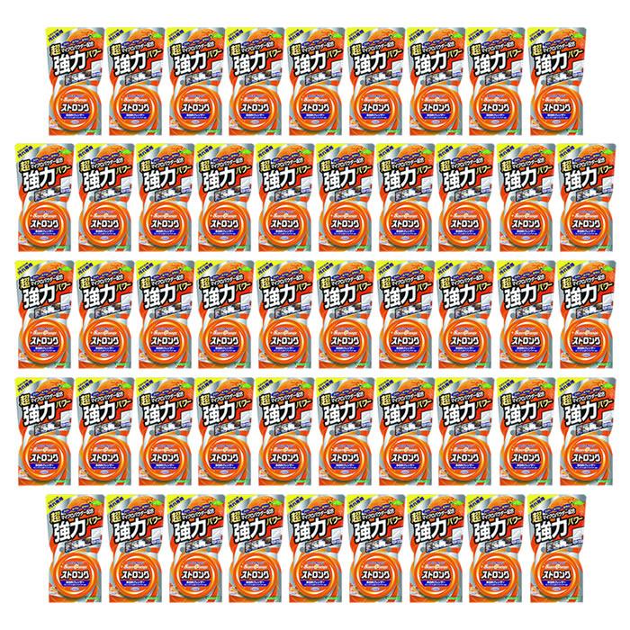 (48個セット)ウエキ 多目的クレンザー スーパーオレンジストロング 95g 洗剤 (UYEKI) (ラッピング不可)(快適家電デジタルライフ)