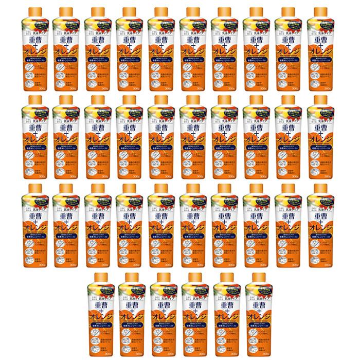 (36本セット)ウエキ キッチン・浴室用クリーナー 重曹オレンジペースト 乳液タイプ 300g 洗剤 (UYEKI) (ラッピング不可)(快適家電デジタルライフ)