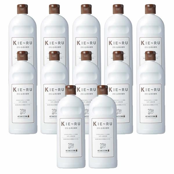環境ダイゼン 【消臭剤】 きえ~る 排水管用 KH-U500 1ケース(12個入り)【快適家電デジタルライフ】
