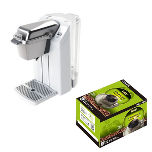 (UCC有機栽培珈琲N付き)キューリグ 家庭用抽出機 (KEURIG) BS300(W) BS300(W) セラミックホワイト ネオトレビエ BS300W (KEURIG) BS300W (ラッピング不可)(快適家電デジタルライフ), MATFER shop:f09f1047 --- officewill.xsrv.jp
