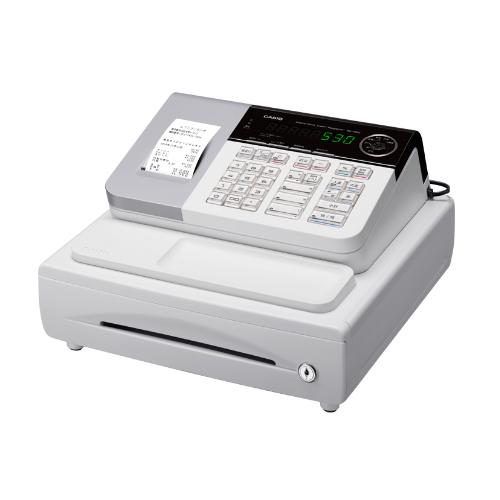 (8部門)カシオ 電子レジスター SE-S30-WE ホワイト(快適家電デジタルライフ)