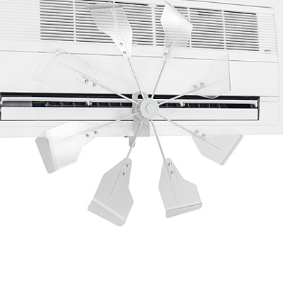 (天井カセット型エアコン対応)オフィス空調改善 ハイブリッド・ファン T1 HBF-T1CW(快適家電デジタルライフ)