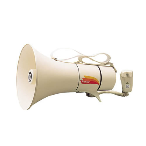 【ノボル/拡声器】 ショルダータイプメガホン 13W(電池別売) TM-205 TM205 4543853000088【快適家電デジタルライフ】