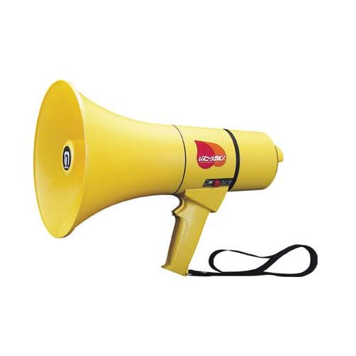【ノボル/拡声器】 セフティーメガホン 15Wサイレン音付防水仕様(電池別売) TS-803 TS803 4543853000170【快適家電デジタルライフ】