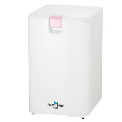 島産業 生ごみ減量乾燥機 パリパリキューブ ピンク PPC-01-PK 生ゴミ処理機(ラッピング不可)(快適家電デジタルライフ)