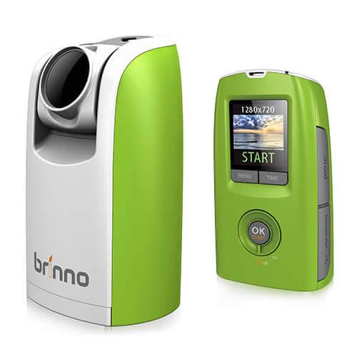brinno【 定点観測用カメラ 】 タイムラプスカメラ TLC200【ラッピング不可】【快適家電デジタルライフ】