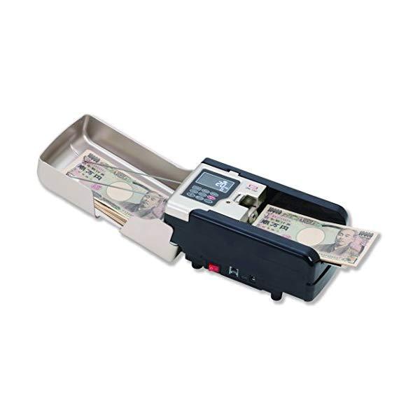 (セット)(紙幣計数機)ダイト DN-150 ハンディノートカウンター +(アルカリ乾電池)単三×10本 (ラッピング不可)(快適家電デジタルライフ)