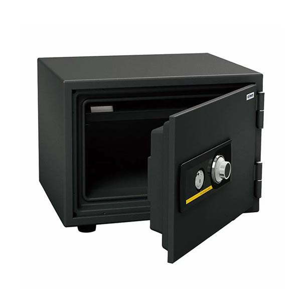 (メーカー直送)(代引不可) EIKO エーコー 小型耐火金庫 スタンダードシリーズ ダイヤルタイプ BSS (ラッピング不可)(快適家電デジタルライフ)