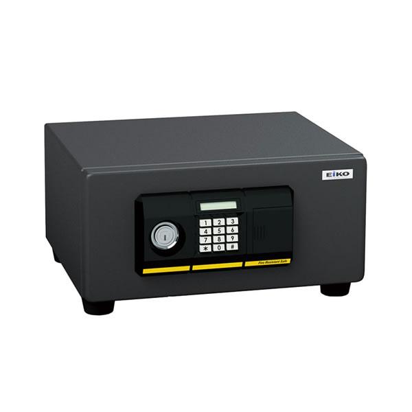 (メーカー直送)(代引不可) EIKO エーコー 小型耐火金庫 スタンダードシリーズ テンキータイプ BES-2PK (ラッピング不可)(快適家電デジタルライフ)