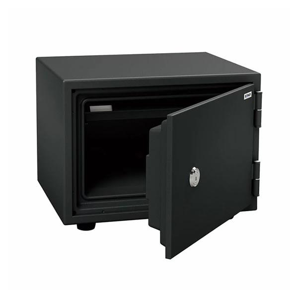 (メーカー直送)(代引不可) EIKO エーコー 小型耐火金庫 スタンダードシリーズ シリンダータイプ BSS-K (ラッピング不可)(快適家電デジタルライフ)
