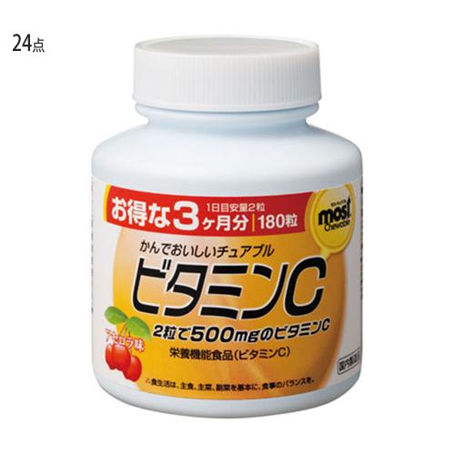 24点セット(サプリメント) オリヒロ MOSTチュアブルビタミンC(ラッピング不可)(快適家電デジタルライフ)