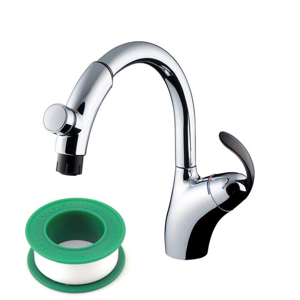 (セット)(水栓)TOTO TKN34PBTRR キッチン水栓 +(シールテープ) カクダイ 5m 9630 (8072853) (ラッピング不可)(快適家電デジタルライフ)