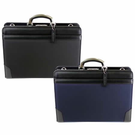 【★ポイント10倍!】平野鞄 (ビジネスバッグ)(22296) BROMPTON(ブロンプトン) コーデュラビジネス 41cmダレス B4サイズ(カラー選択式)(ラッピング不可)