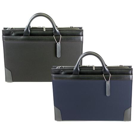 【★ポイント10倍!】平野鞄 (ビジネスバッグ)(22298) BROMPTON(ブロンプトン) 三方開き コーデュラビジネス (B4サイズ)(カラー選択式)(ラッピング不可)