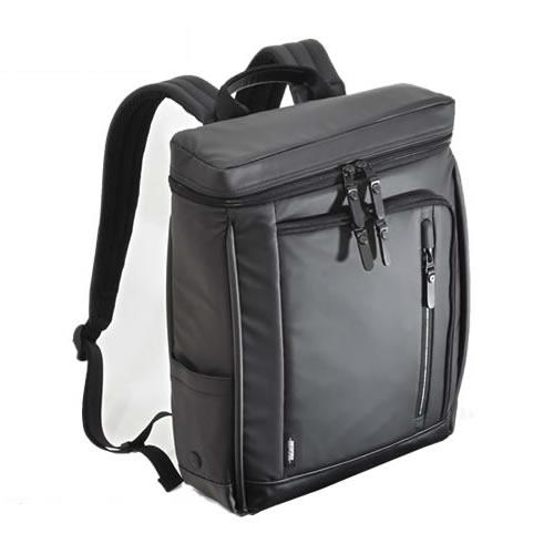 (ポイント10倍中!)エンドー鞄 (ビジネスバッグ)(2-763) NEOPRO Commute Light(ネオプロ コミュートライト) ボックスリュック クロ (ラッピング不可)