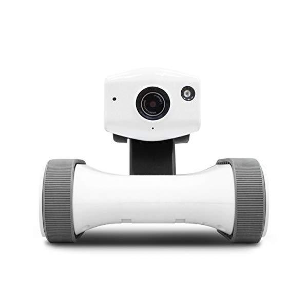 【送料無料】 ライオン事務器 【移動型見守りカメラ】 スマートホームロボット アボットライリー Riley-17【快適家電デジタルライフ】