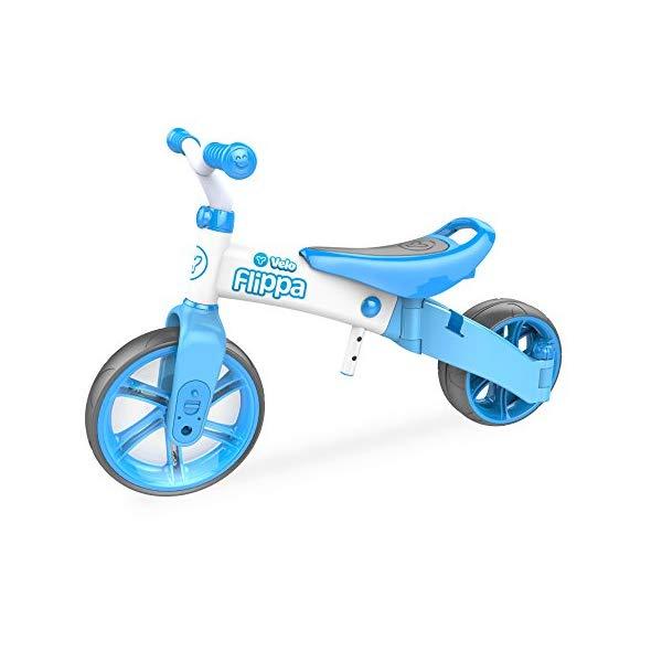 Yボリューション Y VELO FLIPPA Blue/White 【ラッピング不可】【快適家電デジタルライフ】