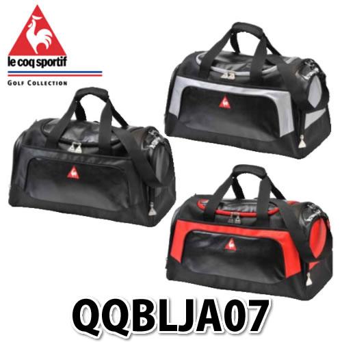 le coq golf(ルコック)ボストンバッグ QQBLJA07 (ラッピング不可)(快適家電デジタルライフ)