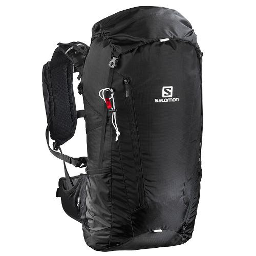 SALOMON(サロモン)PEAK 40(L39294100)Black(ハイキング/バックパック)(ラッピング不可)(快適家電デジタルライフ)