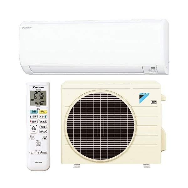 DAIKIN(ダイキン)冷暖エアコン S36VTES-W(F36VTES-W+R36VES)ホワイト(Eシリーズ/12畳程度)(ラッピング不可)(快適家電デジタルライフ)