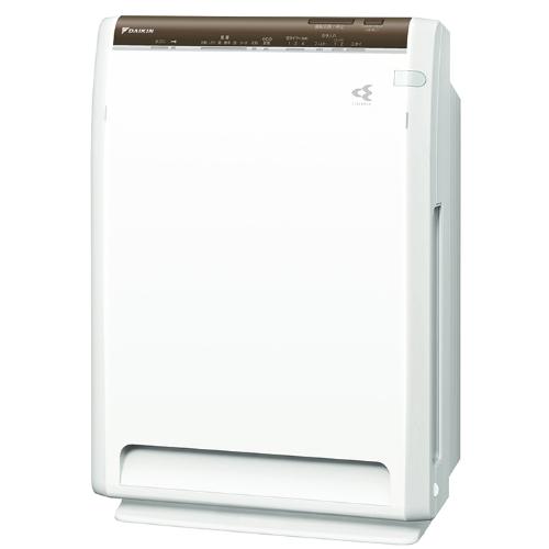 DAIKIN ダイキン ストリーマ空気清浄機 ACM80U ホワイト 80型(床置型・壁掛け兼用形)(ラッピング不可)(快適家電デジタルライフ)