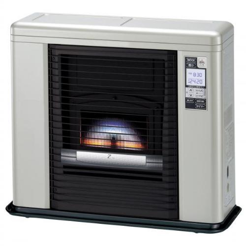【代引き不可】sunpot サンポット FF式石油暖房機 ゼータスイング FF式 コンパクトタイプ FFR-703SX R シェルブロンド(ラッピング不可)(快適家電デジタルライフ)