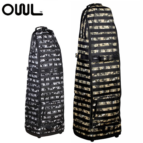 【トラベルバッグ】OWL オウル(OUUL) RB6TC Camouflage Travel Cover 【スタンドバッグカバー】【ラッピング不可】【快適家電デジタルライフ】