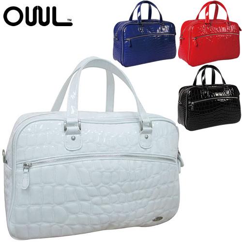 【ボストンバッグ】OWL オウル(OUUL) Alligator DUFFEL BAG (AL6DB) 【ラッピング不可】【快適家電デジタルライフ】