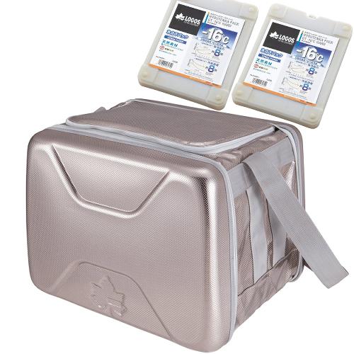 ロゴス クーラーBOX 期間限定特価品 ハイパー氷点下クーラーXL 氷点下パックGT-16℃ ハード1200g2個 快適家電デジタルライフ 3点セット ラッピング不可 買収 R16AE010