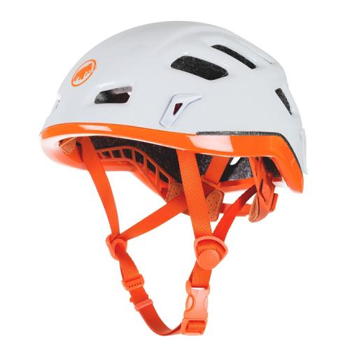 MAMMUT マムート Rock Rider white-zion 2030-00131-00315-4(サイズ:56-61cm)(クライミング用ヘルメット)(ラッピング不可)(快適家電デジタルライフ)